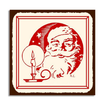Christmas Tin Signs